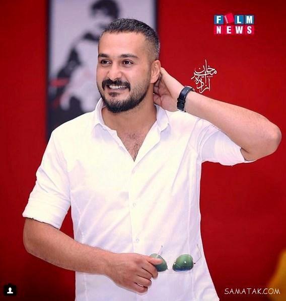 بیوگرافی میلاد کی مرام بازیگر مرد 32 ساله + ازدواج و عکس همسر