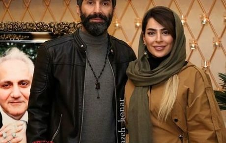 عکسهای عاشقانه و دیده نشده  سمانه پاکدل و همسرش+عکس و بیوگرافی