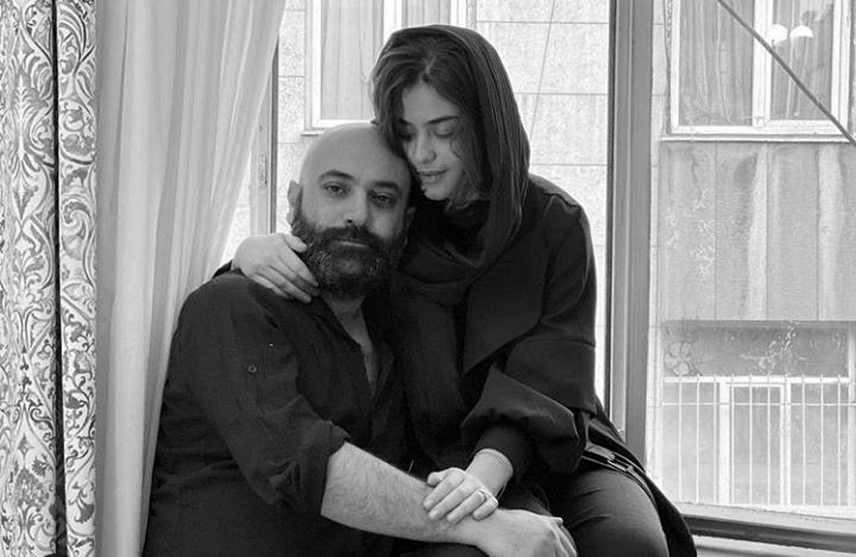 صحبت های جنجالی مهدی کوشکی همسر ریحانه پارسا در مورد حق طلاق در ...