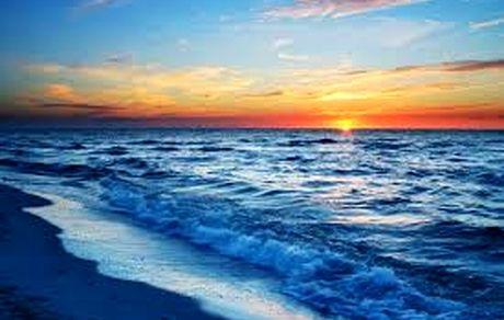 ممنوعیت شنا در دریای خزر