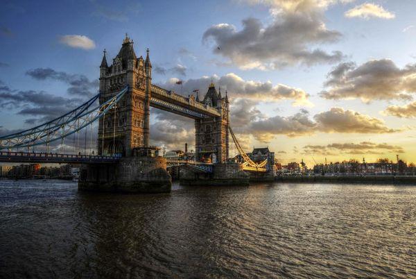 رشد اقتصادی انگلیس پس از کرونا رکورد زد