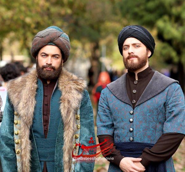 پدر و پسر در یک قاب/ شباهت پسر «پارساپیروزفر» در سریال «مست عشق» به خودش