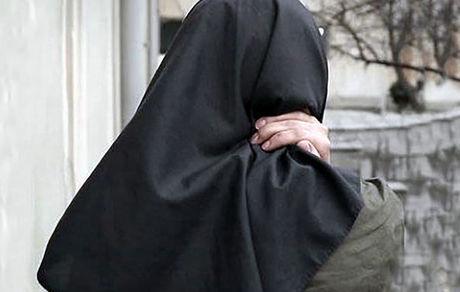 زن برهنه هتل لاکچری تهران را به هم ریخت! / بازداشت شد