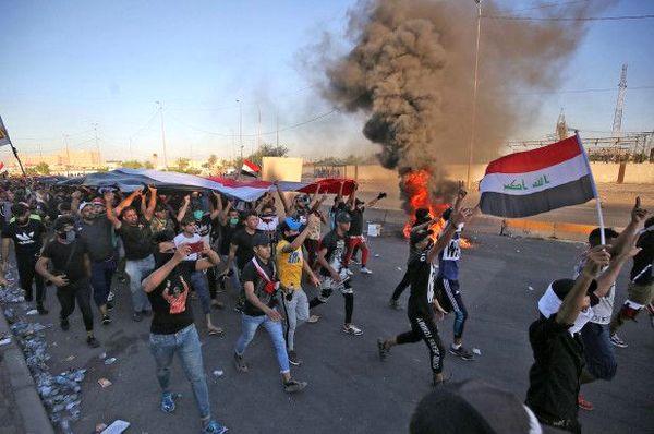 رنج عراقی، اندوه ایرانی