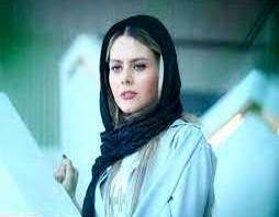 غزال نظر ( رها سریال احضار) در کنار همسرش + تصاویر