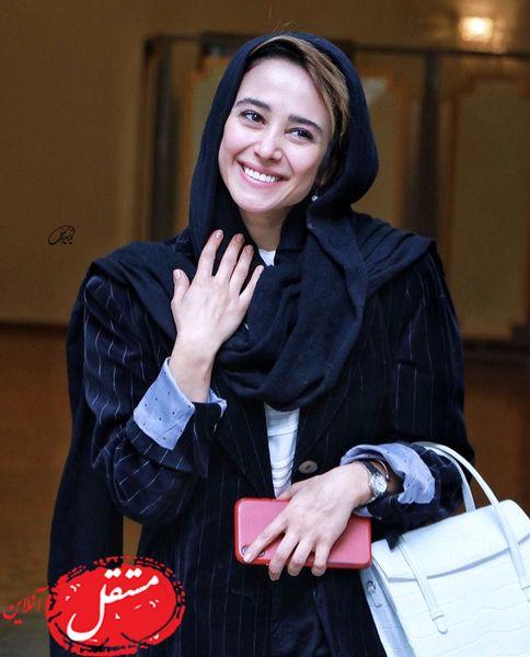 استایل جدید الناز حبیبی + عکس