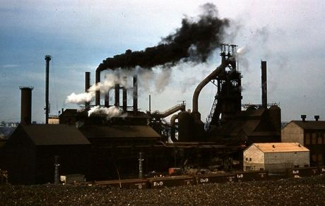 سهم 9 درصدی فولادسازان جهان در تولید گازهای گلخانه در سال 2020 میلادی