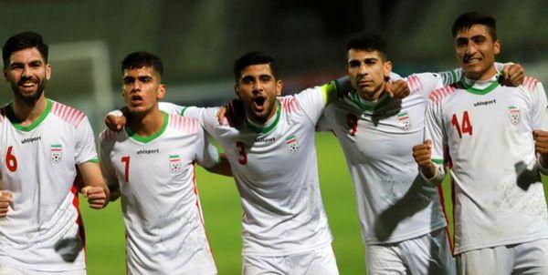 صعود شیربچههای ایران با پیروزی مقابل امارات
