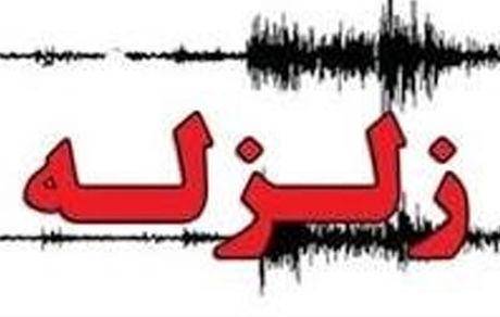زمینلرزه 4/4 ریشتری در قصرشیرین