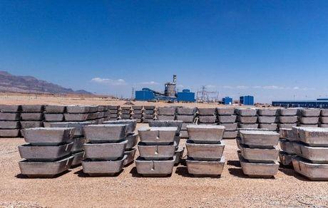 افزایش 30 درصدی تولید شمش شرکت آلومینای ایران
