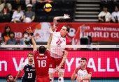 پیروزی راحت لهستان مقابل تونس