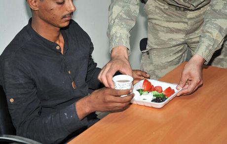 چند عضو گروههای تروریستی تسلیم شدند