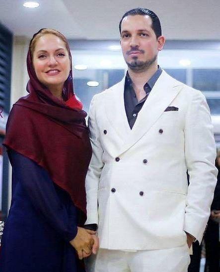 مهناز افشار از همسرش طلاق گرفت؟+عکس