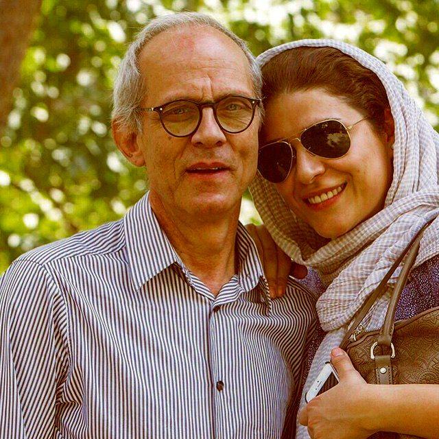 ازدواج همایون شجریان با سحر دولتشاهی