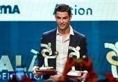 رونالدو برترین بازیکن و آتالانتا بهترین تیم فصل گذشته سری A