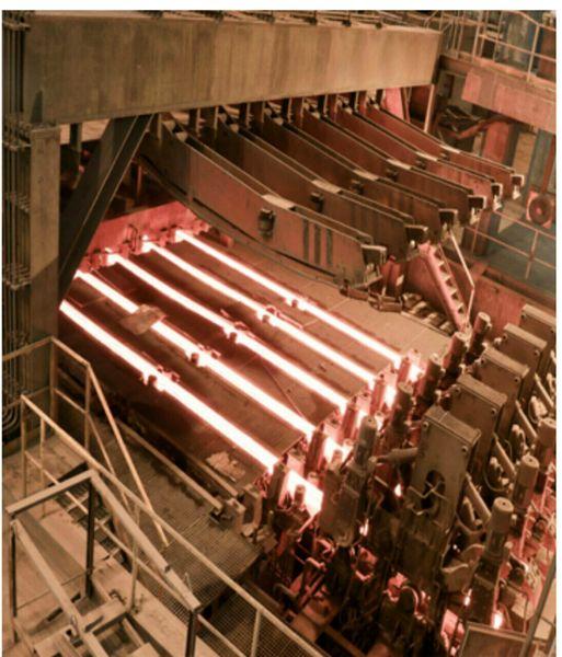 ثبت رکورد 14 «ذوب متوالی» در  فولادسازی شماره 2 فولاد خراسان