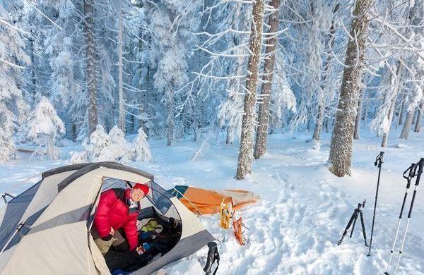 چگونه در زمستان کمپ کنیم؟