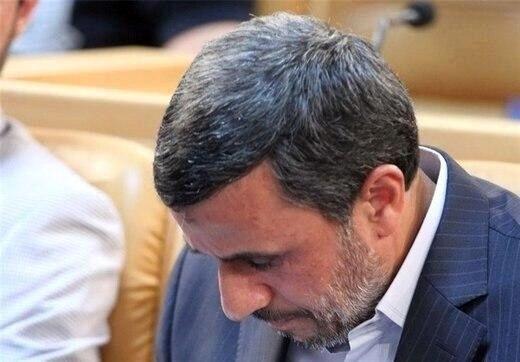 احمدی نژاد به دنبال مظلوم نمایی است