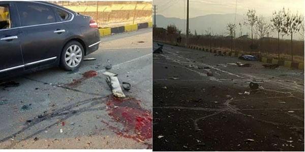 تروریستها یک دانشمند برجسته ایرانی را ترور کردند