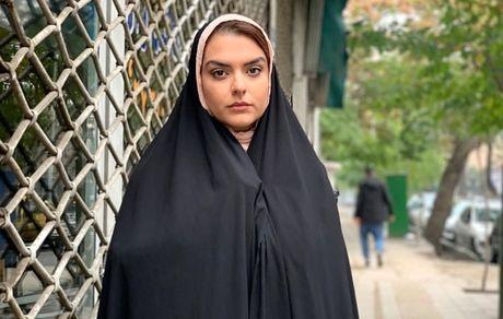 حجاب متفاوتی از دنیا مدنی + عکس
