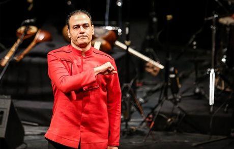 جایزه جهانی علیرضا قربانی برای آهنگی از آلبوم پل ها و صداها