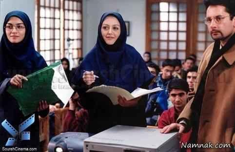 میترا حجار و شقایق فراهانی در فیلم شبهای تهران