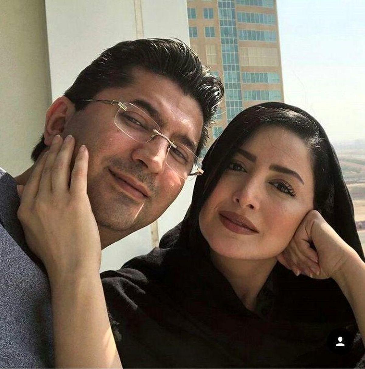 عاشقانه های شیلا خداداد و همسرش لورفت + تصاویر