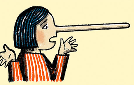 چطور یک دروغگو را تشخیص دهیم