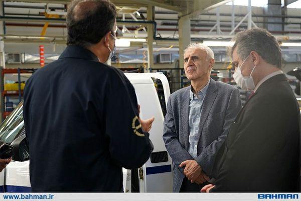گروه بهمن یک گروه منسجم در خودروسازی به شمار می رود