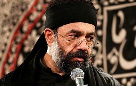 حاج محمود کریمی تحت عمل جراحی قرار گرفت + عکس