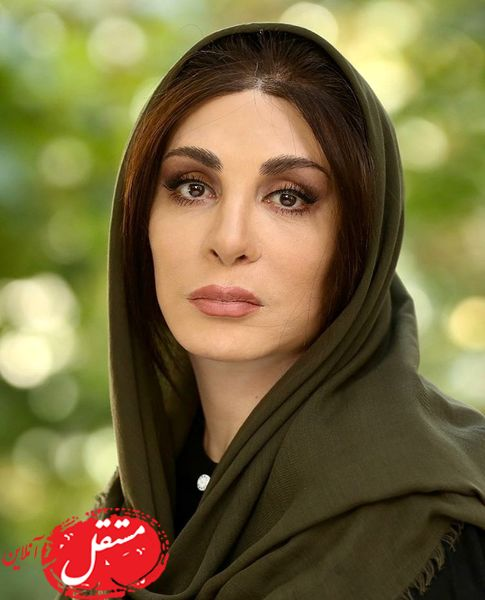 چهره جدید افسانه بایگان + عکس