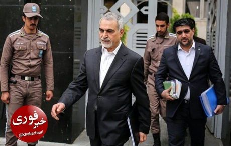 حسین فریدون بازداشت شد