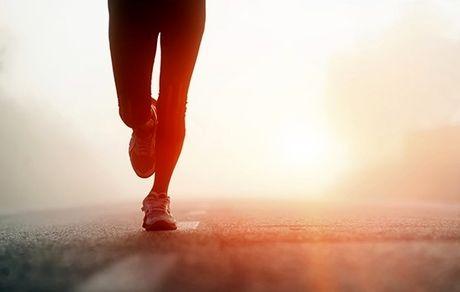 وضعیت صحیح پاها هنگام دویدن