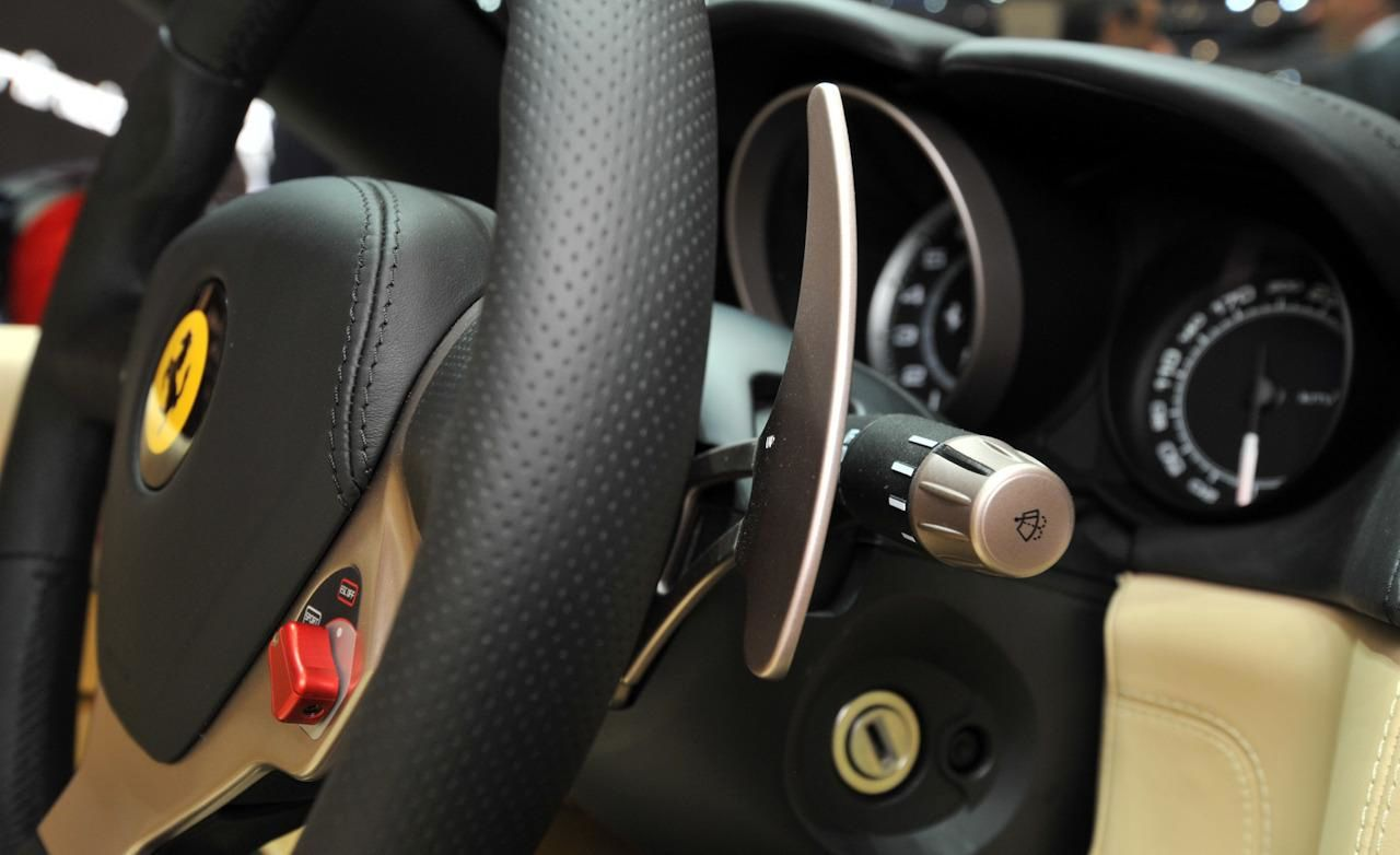 paddle shift manual transmission