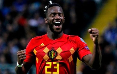 تداوم رکورد صد درصد پیروزی بلژیک با شکست قزاقستان