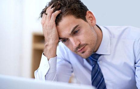 آیا استرس بر چهره تاثیر میگذارد؟