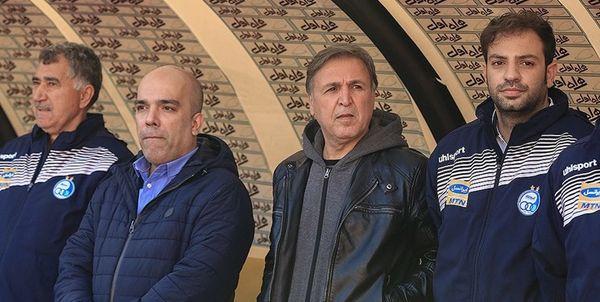 زرینچه: کمیته داوران به حساسیت باشگاهها روی انتخاب داوران توجه کند