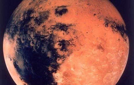 ارسال میکروبهای زمین به مریخ