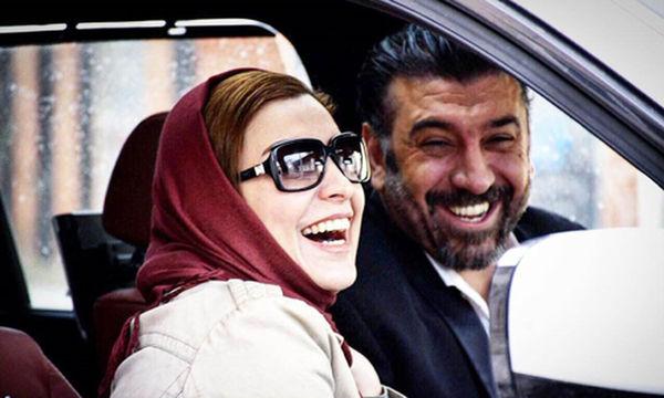 ویدیو -جنجالی و لورفته از دستگیری علی انصاریان و دوست دخترش + فیلم