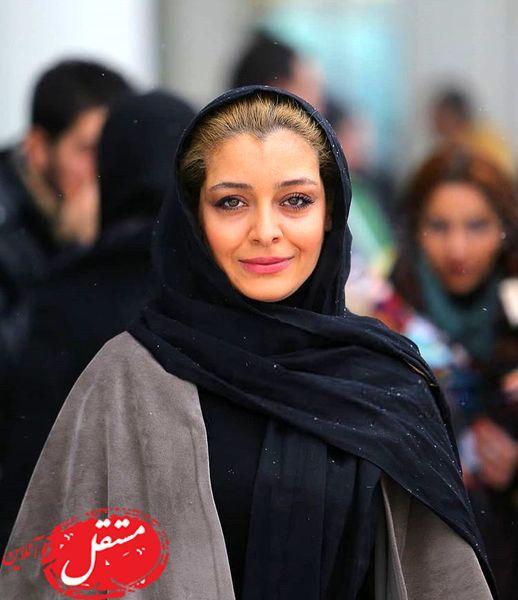ظاهر متفاوت ساره بیات + عکس