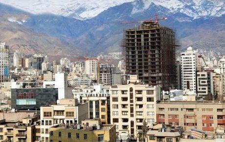 قیمت مسکن در تهران صد در صد بالا رفت، معاملات مسکن نصف شد