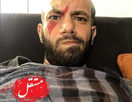 تتلو محمدرضا گلزار را رسوا کرد + فیلم جنجالی
