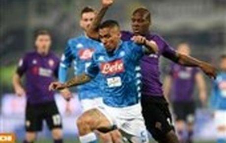 واکنش بازیکنان ناپولی به حمله هواداران خشمگین