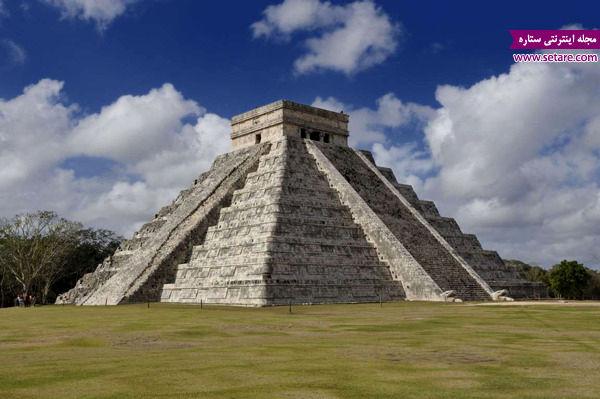 چیچن ایتزا، مکزیم، تمدن مایاها، جاذبه گردشگری مکزیک