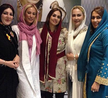 بیوگرافی سحر زکریا + عکس سحر زکریا