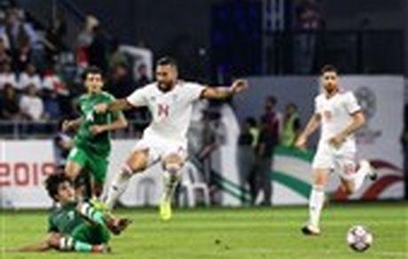 فیفا درخواست عراق برای یک دقیقه سکوت قبل از بازی با ایران را رد کرد
