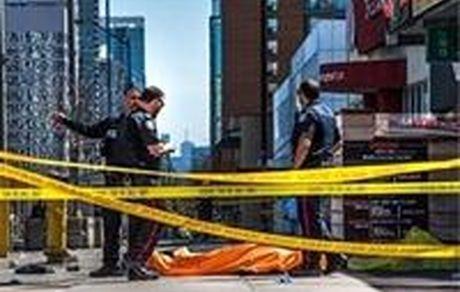 آتشافروزی مرگبار مرد ایرانی در کانادا