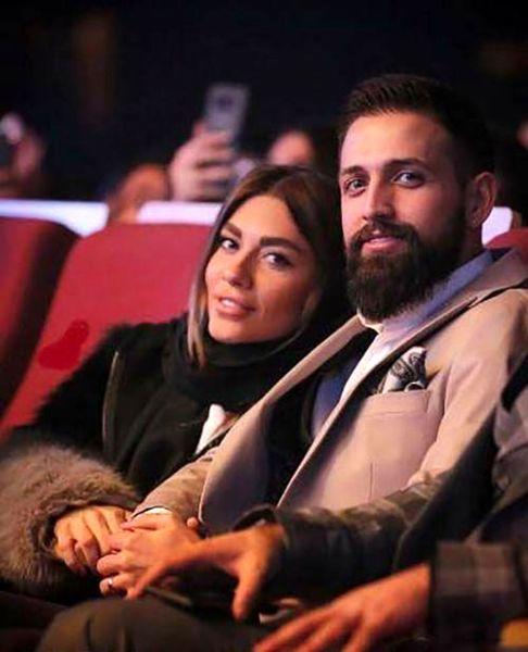 تتو جنجالی محسن افشانی برای همسرش فاش شد + عکس و بیوگرافی