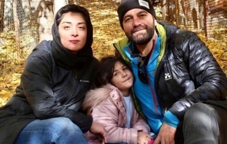 خانواده سه نفره آرش خان + عکس