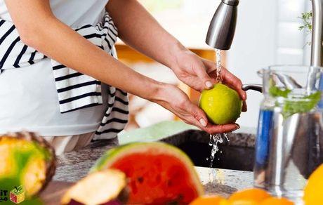 هشدار درباره ضدعفونی کردن میوه ها